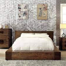 wood low bed frame u2013 vectorhealth me