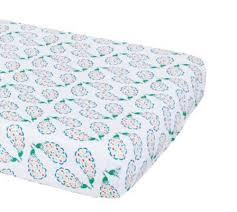 plum blossom crib sheet spearmint ventures llc