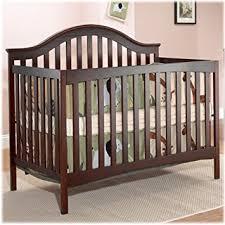 Sorelle Convertible Cribs Sorelle 4 In 1 Convertible Crib Merlot