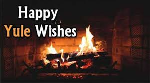 warm happy yule messages and wishes for loved ones
