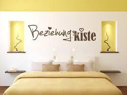 Farbe Stimmung Schlafzimmer Wandtattoo Schlafzimmer Beziehungskiste Wandtattoo Bilder De