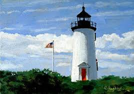 Best Cape Cod Lighthouses - cape cod lighthouses paintings page 5 of 7 fine art america