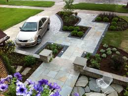 Formal Front Yard Landscaping Ideas - this yard goes from ho hum to stunning a parking space natural