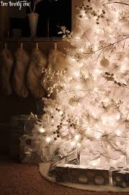 brown christmas tree sale white christmas tree