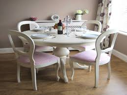 Dining Room Chairs Ebay Shabby Chic Dining Table And Chairs Unique Shabby Chic Table And