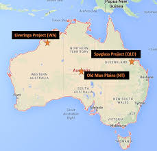 map of aus australia geoglam rapp