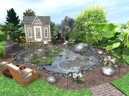 free landscape design software backyard landscaping designs into