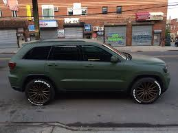 2013 Laredo Wk2 Matte Army Green Build Jeepforum Com