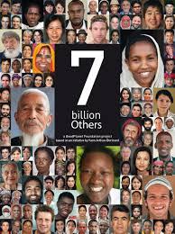 5 7 billion yann arthus bertrand 7 billion others consulat général de