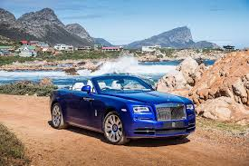 rolls royce light blue 2017 rolls royce dawn review autoevolution
