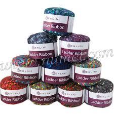 ladder ribbon berlini ladder ribbon yarn at numei yarn numei
