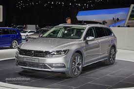 volkswagen passat 2015 interior 2015 volkswagen passat alltrack goes on sale in germany from