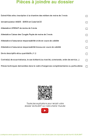 demande extrait kbis chambre des metiers dossier de qualification version qualibat 1ère demande pdf