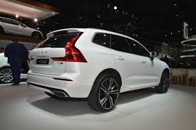 volvous ny show 2018 volvo xc60 looks doomed for success