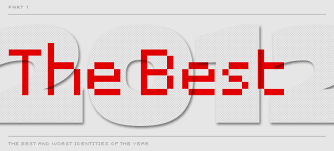 the best brand new the best and worst identities of 2012 part i the best