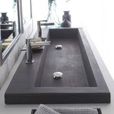 trough sink with 2 faucets amusing single faucet trough sink gallery best inspiration home