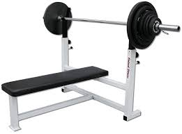 How Much Does A Bench Bar Weigh When A Barbell Has A Large Amount Of Weight On One Side And None
