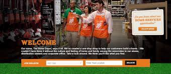 home depot job application and employment resources job