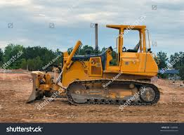 side view front end loader stock photo 1268888 shutterstock