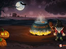 google halloween wallpaper for desktop wallpapersafari
