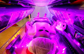 Do Tanning Beds Cause Cancer Tanning Beds In The Seat As Skin Cancer Rates Jump