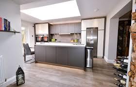 kitchen designers glasgow thor u0026 veronica u0027s new kitchen palazzo kitchens glasgow