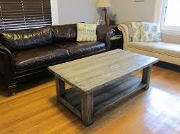 Square Rustic Coffee Table Coffee Table Large Square Rustic Wood Coffee Table Build Solid