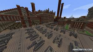 New York City Map For Minecraft by Minecraft U0027s Industrial Revolution Maps Are Suitably Magical