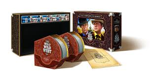 amazon com the wild wild west the complete series 1965 robert