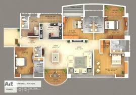 four bedroom house plans 3d 4 bedroom house plans awesome idea 7 4 bedroom 1 story house