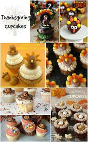 thanksgiving cupcakes collection dessert table thanksgiving
