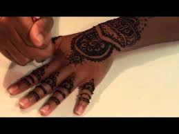 henna tattoo tutorial plus tips u0026 tricks for a dark stain