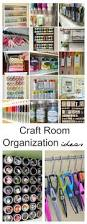 How To Organize Craft Room - craft room organization and storage ideas the idea room