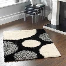 area rugs astonishing black shaggy rug astounding round sisal