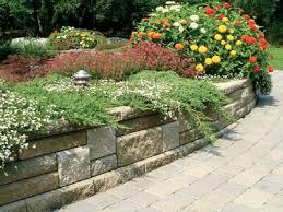 stylish retaining wall landscaping ideas landscape retaining walls