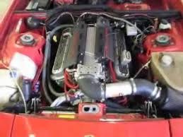 custom porsche 944 1983 porsche 944 corvette lti v8 engine custom build