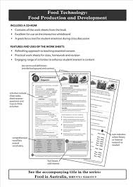 downloadable pdf instant lessons food technology food