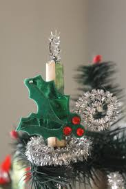 christmas craft u2013 faux vintage paper and pipe cleaner candlesticks