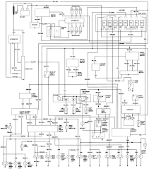 toyota fj40 wiring diagram toyota wiring diagrams instruction