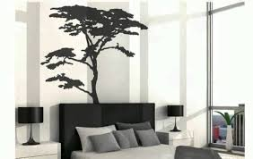 black tree wall decal youtube