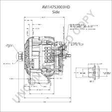 lucas a127 alternator wiring diagram saleexpert me