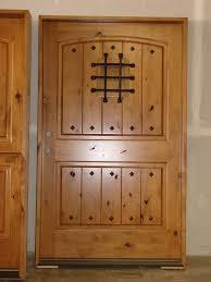 48 Exterior Door Exterior Knotty Alder Rustic Front Entry Doors 48 X 80 New