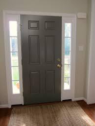 Hallway Color Ideas by Download Shining Design White Interior Front Door Tsrieb Com
