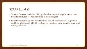 spring ell assessment update tetn january 27 ppt download