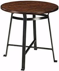 Zuo Modern Bar Table Amazon Com Zuo Modern Titus Rusty U0026 Elm Wood Top Bar Table