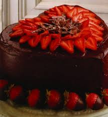 s day strawberries strawberry chocolate heart cake recipe http trib