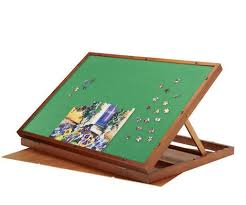 jigsaw puzzle tables portable a switcheroo green vs black stuff to buy pinterest puzzle board