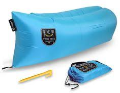 izeeker inflatable lounger air filled balloon furniture outdoor or