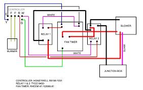 wiring diagram heil furnace thermostat wiring diagram