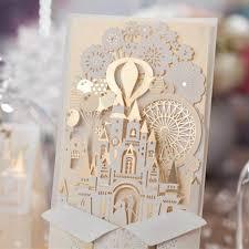 3d wedding invitations online shop 50pcs pack 3d wedding invitations customize laser